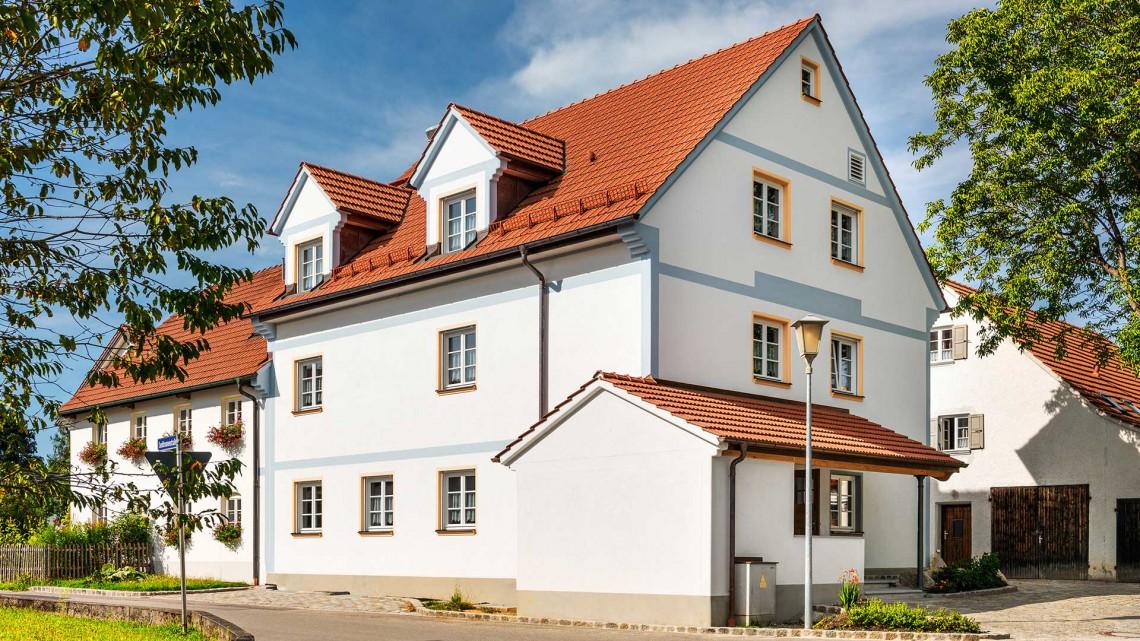Gästehaus Neubauer Hörbach München Augsburg