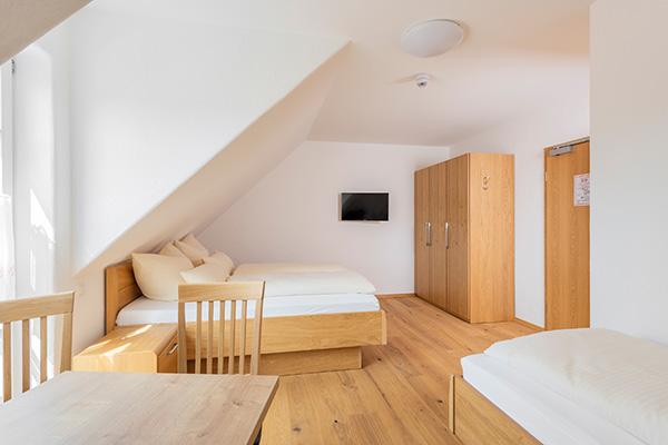 Gästehaus Neubauer 3-Bett Zimmer